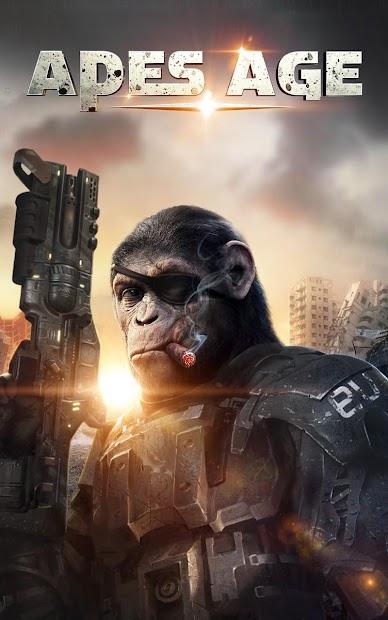 Screenshot 2 de Apes Age para android