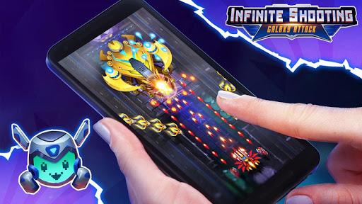Infinity Shooting: Galaxy War 2.2.3 screenshots 10