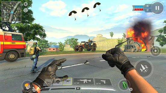 Commando Adventure Assassin: Free Games Offline 3D Unlimited Money