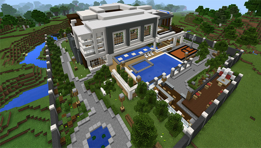 Build Craft - Crafting & Building 3D Games 1.0 Screenshots 4