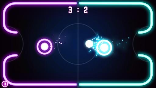 Neon Hockey APK MOD (Astuce) screenshots 6