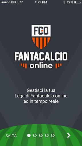 Fantacalcio Online 2020/2021 2.1.9 screenshots 1