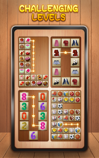Tile Connect - Free Tile Puzzle & Match Brain Game 1.5.0 screenshots 15