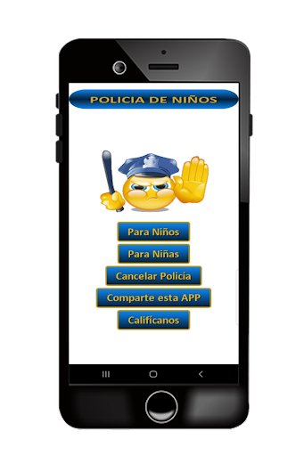 Policia de Niu00f1os - Broma - Llamada Falsa  ud83dude02 2.1 Screenshots 10