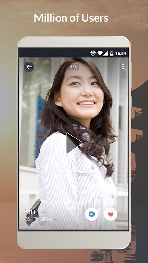 Date in Asia - Dating, Chat, Meet Asian Singles  Screenshots 2