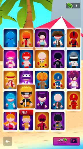 Stickman 3D - Street Gangster android2mod screenshots 3