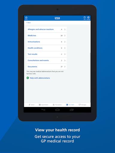 NHS App  Screenshots 11