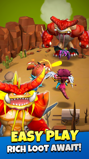 Coin Dragon Master - AFK RPG 1.4.4 screenshots 4