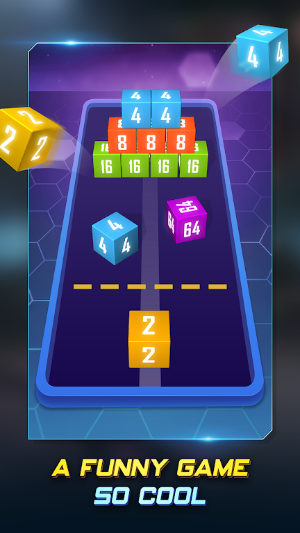 2048 Cube Winner—Aim To Win Diamond  poster 8