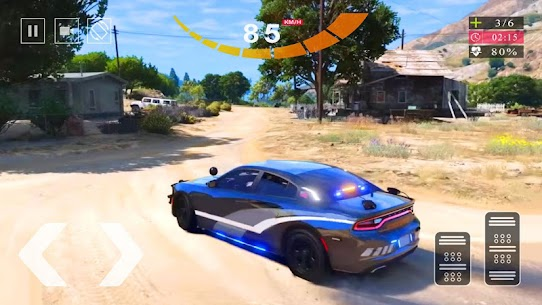 Police Car Simulator 2020 – Police Car Chase 2020 8