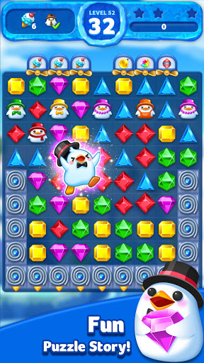 Jewel Ice Mania : Match 3 Puzzle 21.0324.09 screenshots 4