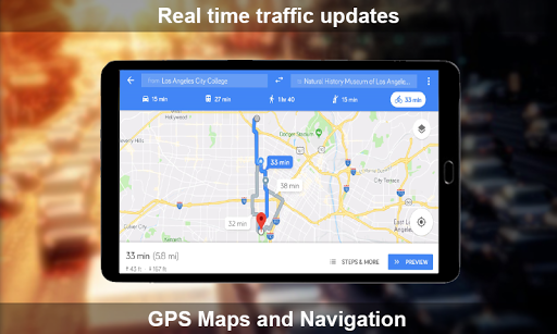 GPS Maps and Navigation 1.1.5 Screenshots 7