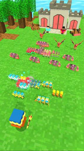 Unblock Craftsman : Craft Of War 1.3 screenshots 19