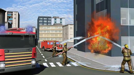 real hero firefighter 3d game screenshot 3