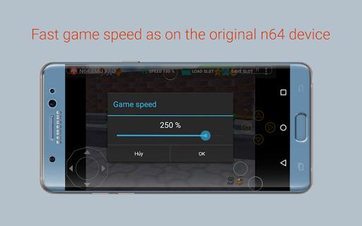 N64 Emulator Pro 23 Screenshots 2