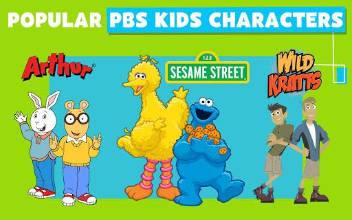 PBS KIDS Games 2.5.1 screenshots 13