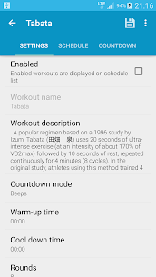 HIIT – interval workout PRO v3.17.4 [Patched] 4