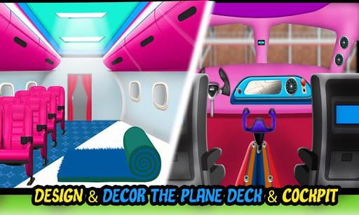 Build an Airplane u2013 Design & Craft Flying Plane 1.0.8 screenshots 1