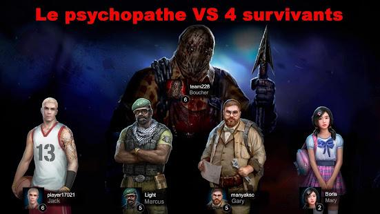 Horrorfield - Jeu de survie: horreur multijoueur screenshots apk mod 2