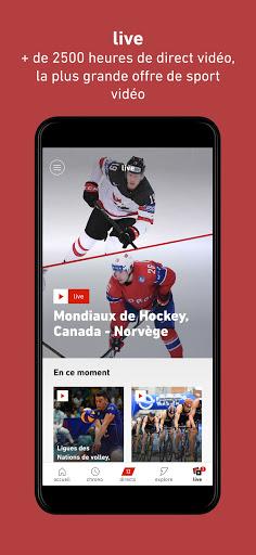 L'u00c9quipe - Sport en direct : foot, tennis, rugby.. apktram screenshots 2