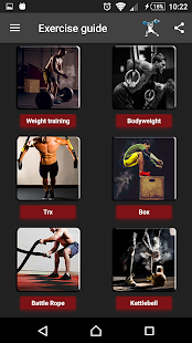 WODs Crossfit - Master Workouts