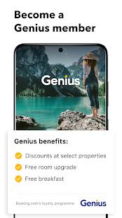 Booking.com: Hotels and more Screenshot