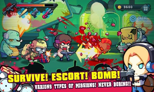 Zombie Zombie Hack for iOS and Android 3