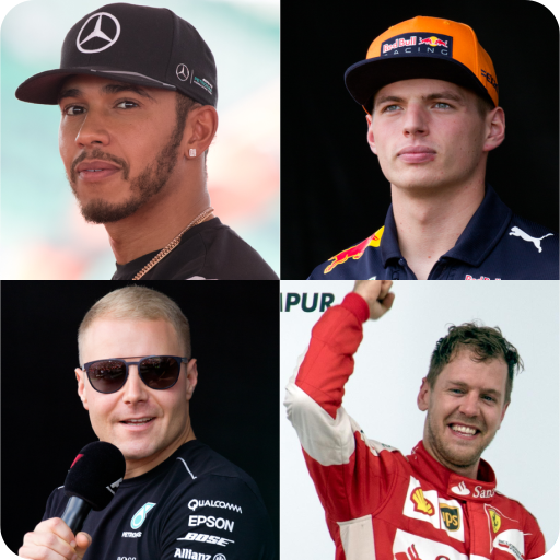 Famous F1 Drivers Quiz
