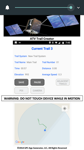atv trail creator screenshot 1