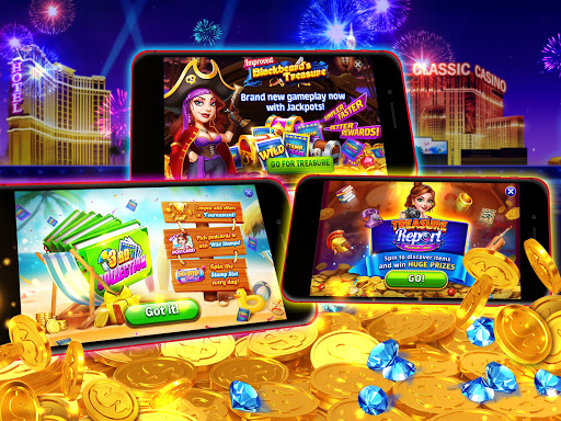 Classic Slots-Free Casino Games & Slot Machines 1.0.473 screenshots 16