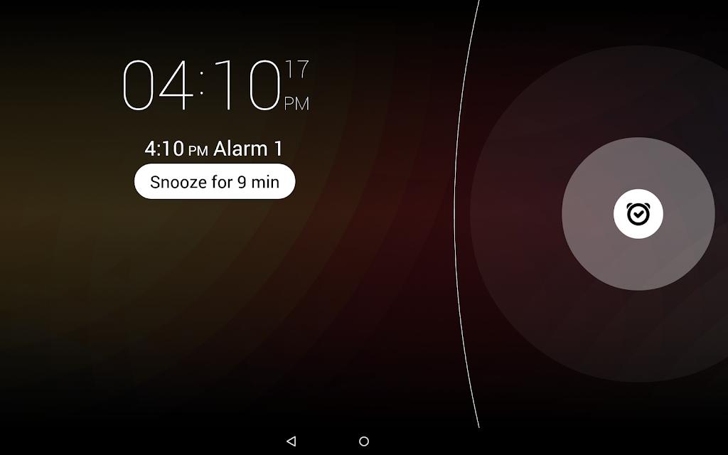 Alarm Clock poster 24