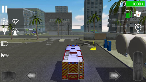 Foto do Fire Engine Simulator