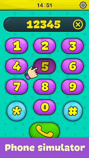 Baby phone - games for kids 1.45 Screenshots 3