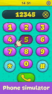 Baby phone - games for kids