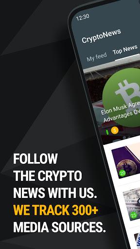 Foto do Crypto News