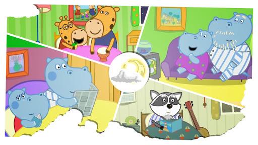 Good Night Hippo 1.3.9 screenshots 2