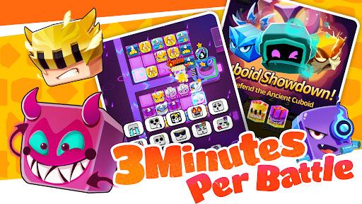 Cubic Defenseuff1a3Mins Real-Time Battle 1.0.0 screenshots 9