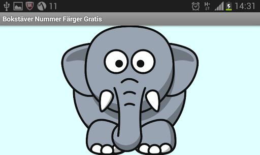 Bokstäver Nummer Färger Gratis For PC Windows (7, 8, 10, 10X) & Mac Computer Image Number- 11