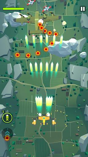 Burning Sky: Aircraft Combat 3D 1.1.8 screenshots 1