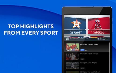 CBS Sports App - Scores, News, Stats & Watch Live 10.23 Screenshots 9