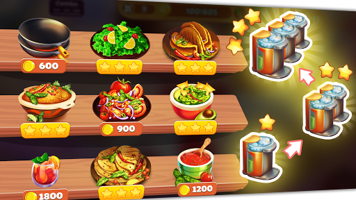 Cooking Crush: New Free Cooking Games Madness android2mod screenshots 7
