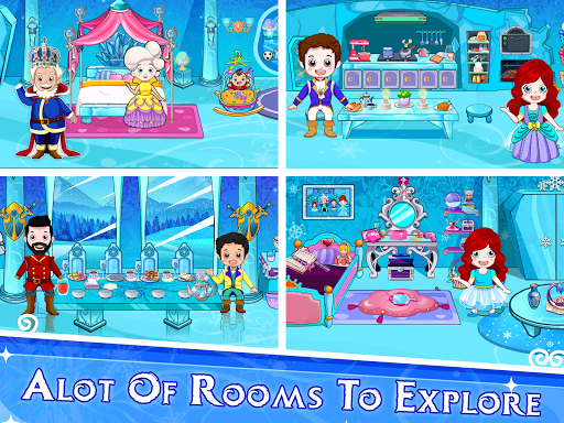 Mini Town: Ice Princess Land 1.6 screenshots 7