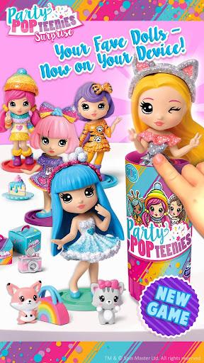 party popteenies surprise - rainbow pop fiesta screenshot 3