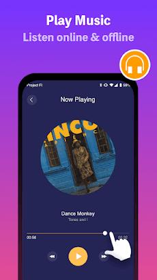 Free Music Downloader-Tube play mp3 Downloaderのおすすめ画像1