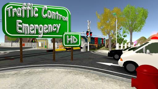 traffic control emergency hd screenshot 1