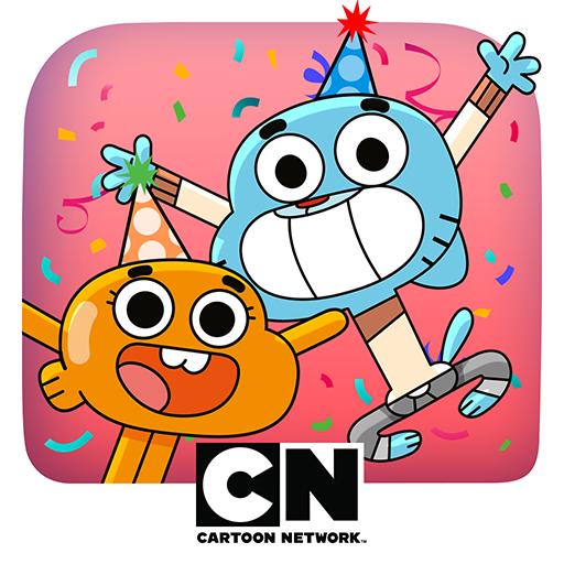 Gumball i niesamowita impreza