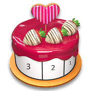 Cake Coloring 3D