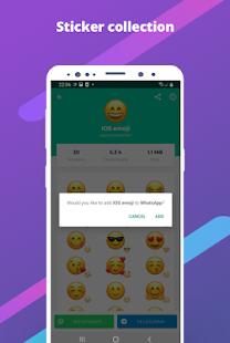 Stickers store - Sticker for WhatsApp and Telegram