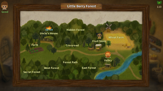 A Tale of Little Berry Forest 1 : Stone of magic