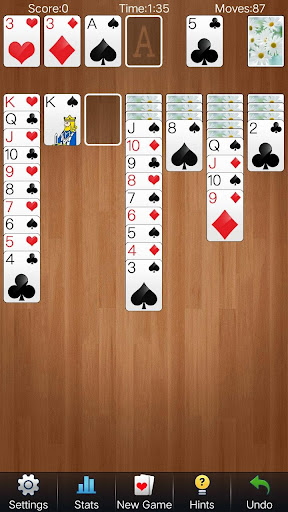 Solitaire Card Games Free  screenshots 14